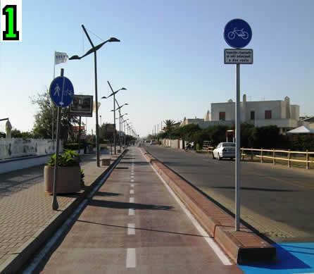 Obbligo uso piste ciclabili per tutti i ciclisti nessuno - Art 79 codice della strada pneumatici diversi ...